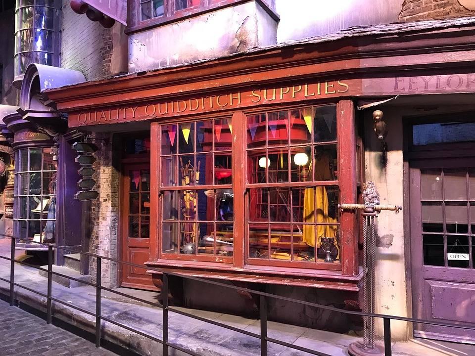 Harry Potter Häuser Test